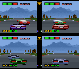 Top Gear 3000 (USA) In game screenshot