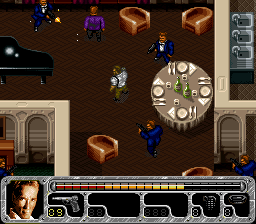 True Lies (USA) (Beta) In game screenshot