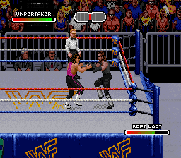 WWF Royal Rumble (Europe) In game screenshot