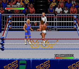 WWF Royal Rumble (USA) In game screenshot
