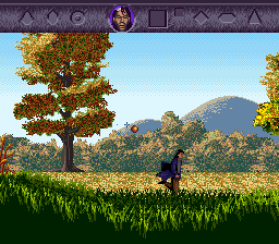Warlock (Europe) In game screenshot