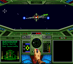 Wing Commander (Germany) In game screenshot