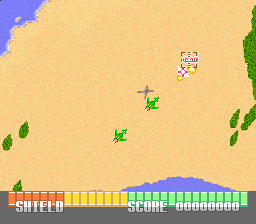 X Zone (Europe) In game screenshot