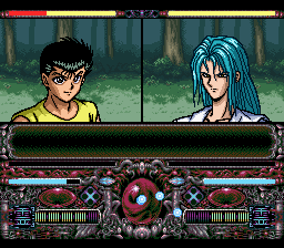 Yuu Yuu Hakusho - Tokubetsu Hen (Japan) In game screenshot