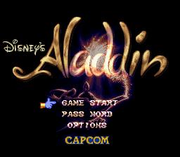 Aladdin (USA) ROM < SNES ROMs | Emuparadise