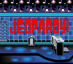 Jeopardy! (USA) Title Screen