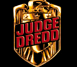 Judge Dredd (USA) (Sample) Title Screen