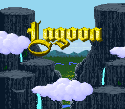 Lagoon (Germany) Title Screen