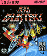 Aero Blasters (USA) Screenshot 2
