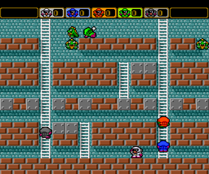 Battle Lode Runner (Japan) Screenshot 1