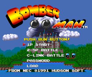 Bomberman (USA) ROM < TG16 ROMs | Emuparadise