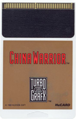 China Warrior (USA) Screenshot 3