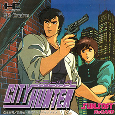 City Hunter (Japan) Screenshot 2