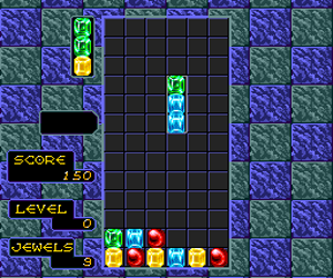 Columns (Japan) Screenshot 1