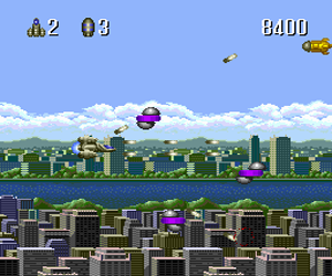 Dead Moon (Japan) Screenshot 1
