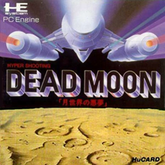 Dead Moon (Japan) Screenshot 2