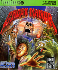 Ghost Manor (USA) Screenshot 2