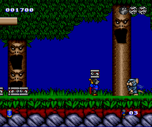 Impossamole (USA) Screenshot 1