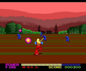 Jinmu Denshou (Japan) Screenshot 1