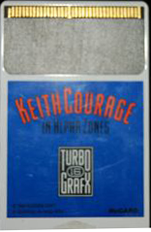 Keith Courage in Alpha Zones (USA) Screenshot 3