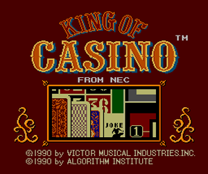 King of Casino (USA) Screenshot