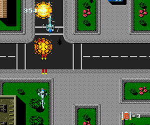 Kyuukyoku Tiger (Japan) Screenshot 1