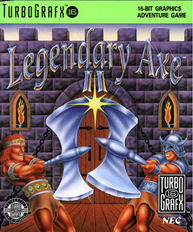 Legendary Axe II, The (USA) Screenshot 2