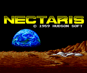 Nectaris (Japan) Screenshot