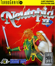 Neutopia II (USA) Screenshot 2