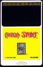Ninja Spirit (USA) Screenshot 3