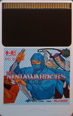 Ninja Warriors, The (Japan) Screenshot 3