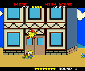 Pac-Land (Japan) Screenshot 1
