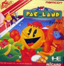 Pac-Land (Japan) Screenshot 2