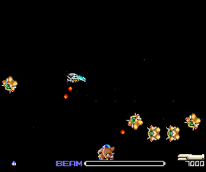 R-Type (USA) Screenshot 1