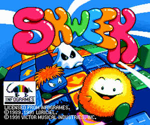Skweek (Japan) Screenshot