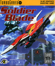Soldier Blade (USA) Screenshot 2