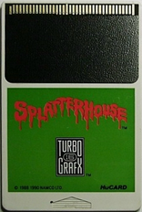 Splatterhouse (USA) Screenshot 3
