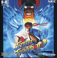 Street Fighter II' - Champion Edition (Japan) Screenshot 2