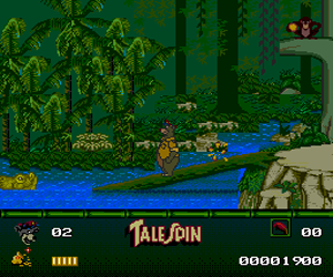 TaleSpin (USA) Screenshot 1