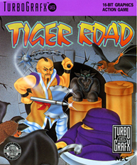 Tiger Road (USA) Screenshot 2
