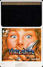 Vigilante (Japan) Screenshot 3