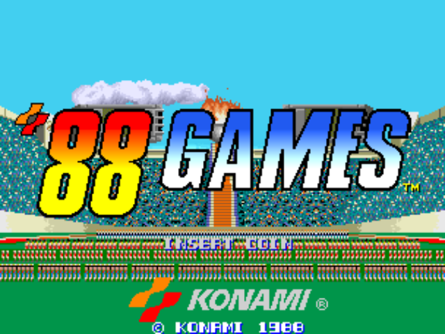 88 games mame rom