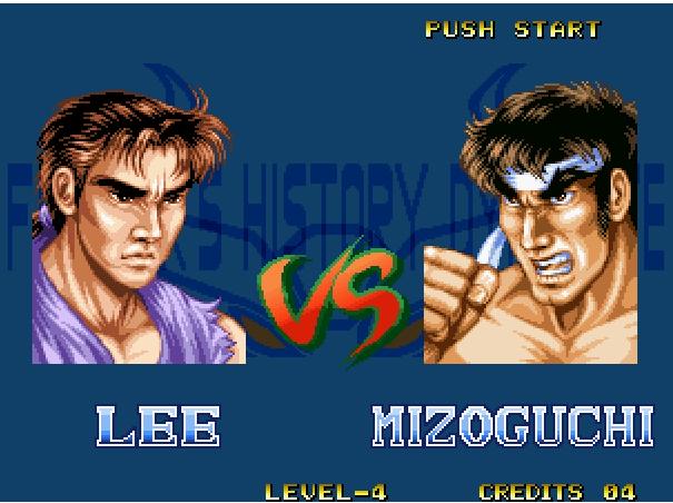 Karnov's Revenge / Fighter's History Dynamite ROM < NeoGeo