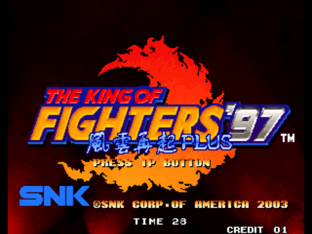 the king of fighters 97 plus download android