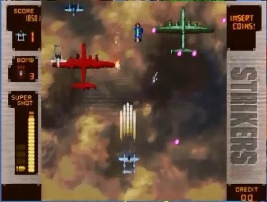 Strikers 1945 Plus (Decrypted C) (Non-MAME) ROM < NeoGeo
