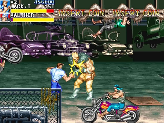 Cadillacs and Dinosaurs (World 930201) ROM < MAME ROMs