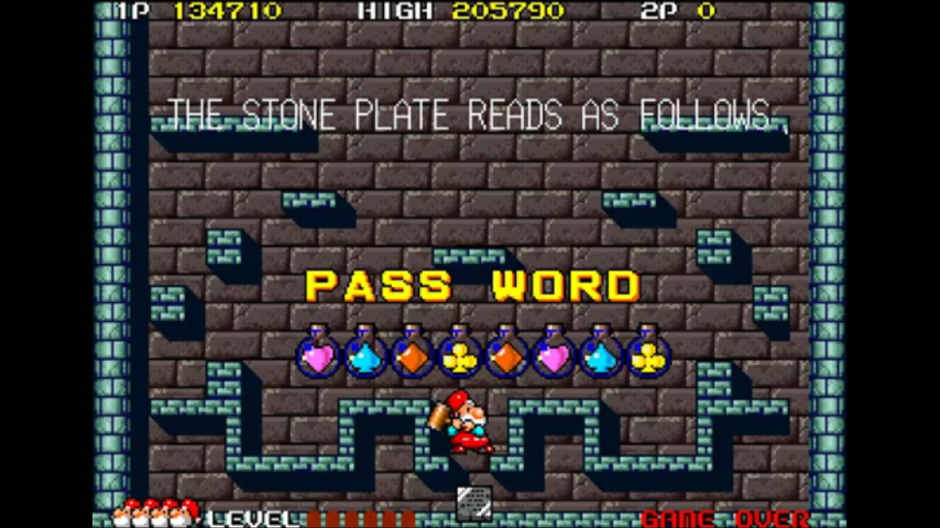 Don Doko Don (World) ROM < MAME ROMs | Emuparadise