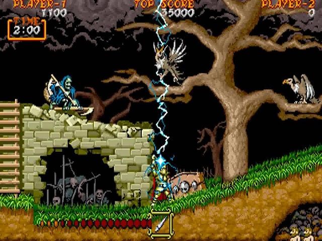 Ghouls'n Ghosts (World) ROM < MAME ROMs | Emuparadise