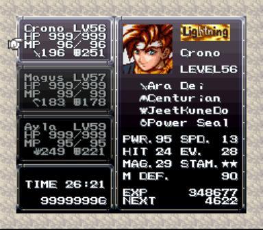 chrono trigger crimson echoes download rom