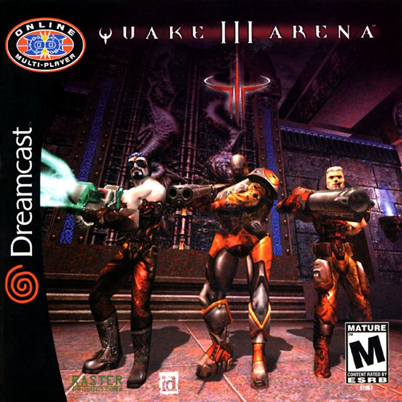 скачать игру Quake Arena 3 - фото 2